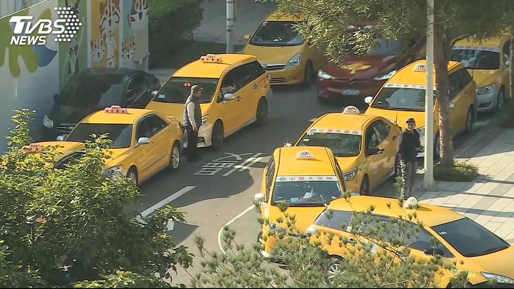 圖/TVBS 敬老愛心卡新方案 中市:計程車補助比北市高