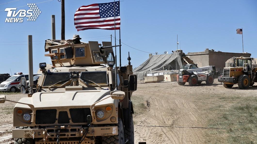 圖/達志影像美聯社 美國會領袖提案 質疑川普自敘利亞撤軍決定