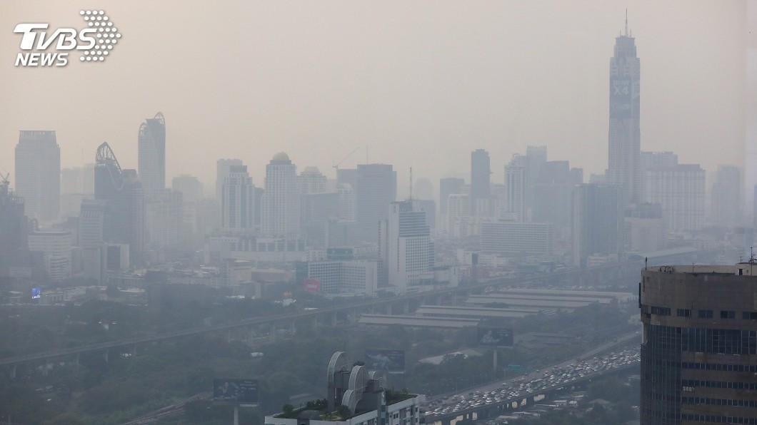 圖/達志影像路透社 毒霧霾壟罩天空數週 曼谷首長請求各方獻策