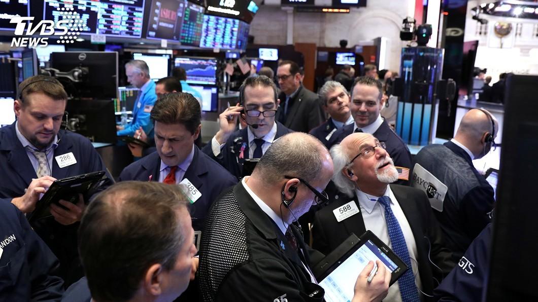 圖/達志影像路透社 聯準會穩健加財報亮眼 美股一月表現30年來最佳