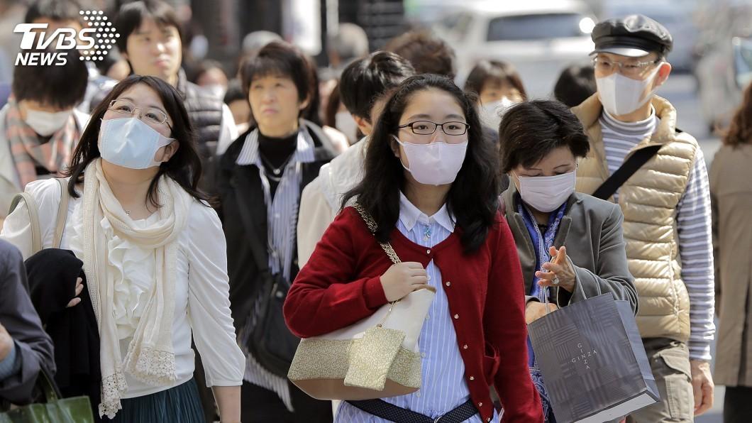 圖/達志影像美聯社 日流感患者數攀新高 估單週逾222萬人