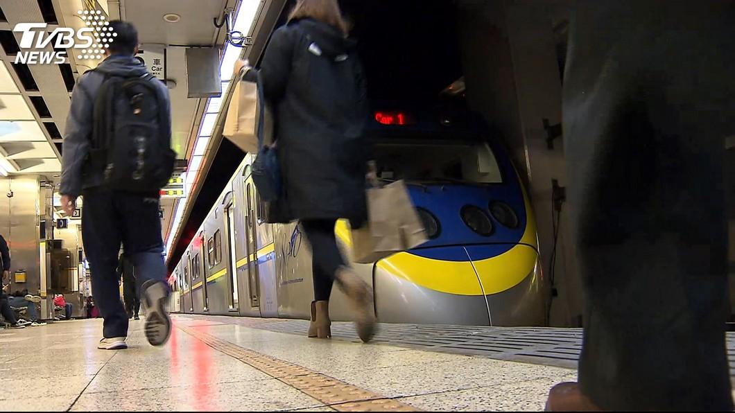 圖/TVBS 台鐵新票務系統測試版開放 供民眾線上體驗