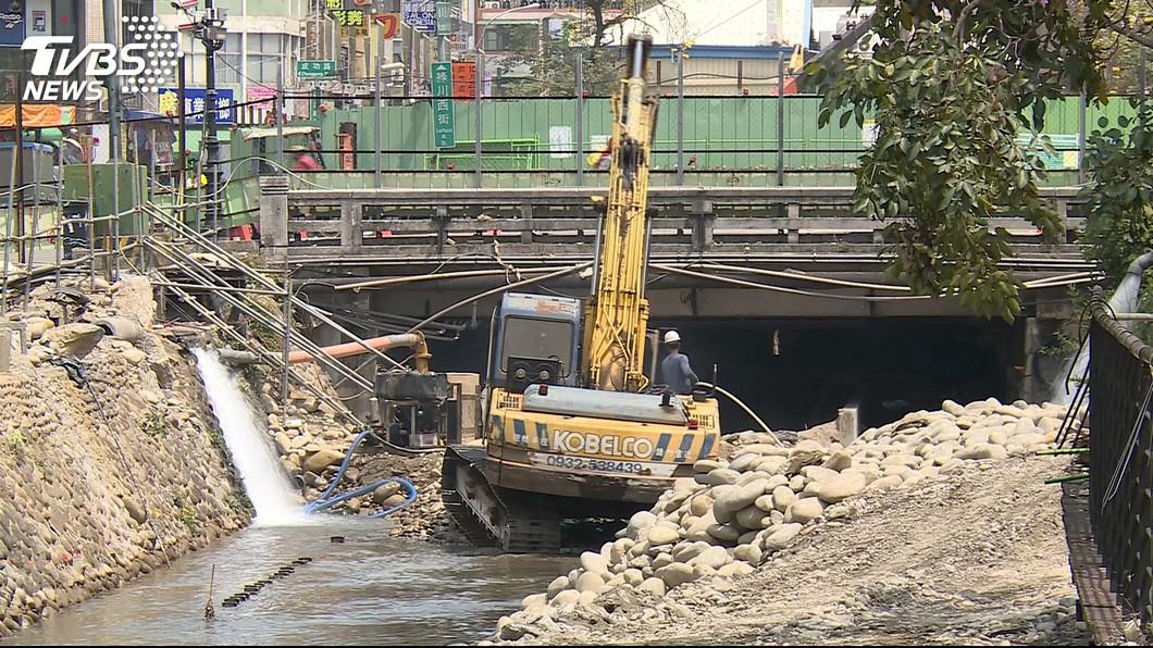 圖/TVBS 前瞻計畫水環境建設花在哪? 新店渡恐受衝擊