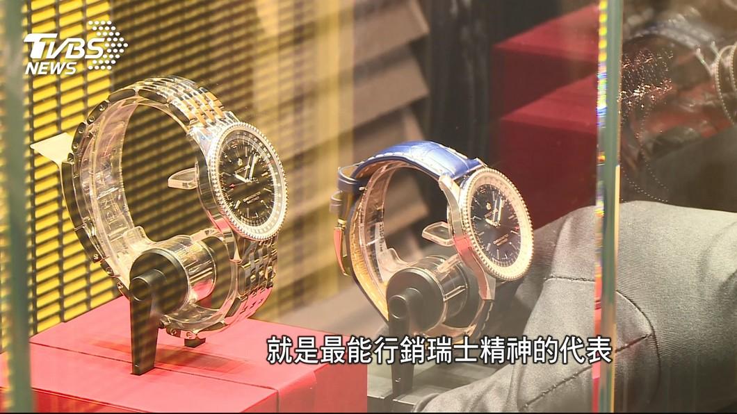 圖/TVBS 開拓電商 瑞士精品錶壇才子CEO出奇招