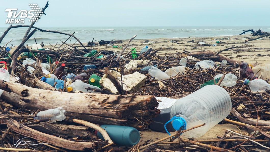 示意圖/TVBS 塑膠垃圾污染嚴重   監察院糾正環保署