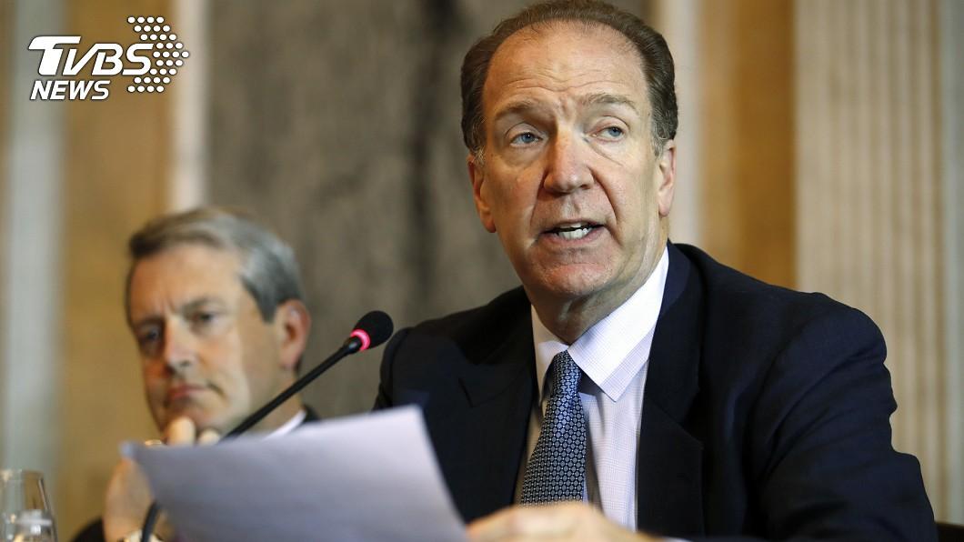 圖/達志影像美聯社 傳川普6日提名財政部次長馬爾帕斯接任世銀總裁
