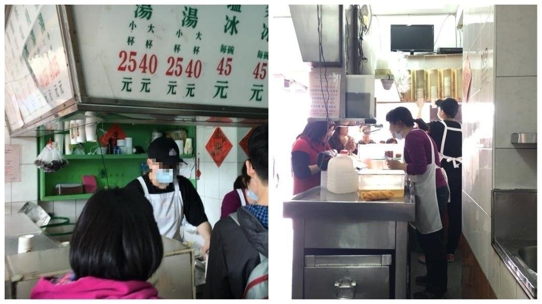 有女網友發文提到幫口腔癌父親買一杯楊桃冰,向店員索討吸管遭拒,過程讓她無法接受。(圖/翻攝自爆料公社) 女幫口腔癌父買楊桃冰…向店員討吸管被拒:不能喝就別喝