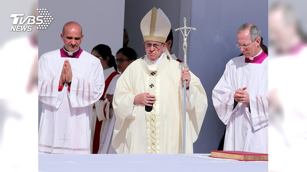 圖/達志影像路透社 梵蒂岡修女遭神父伸狼爪 教宗:這是真的…