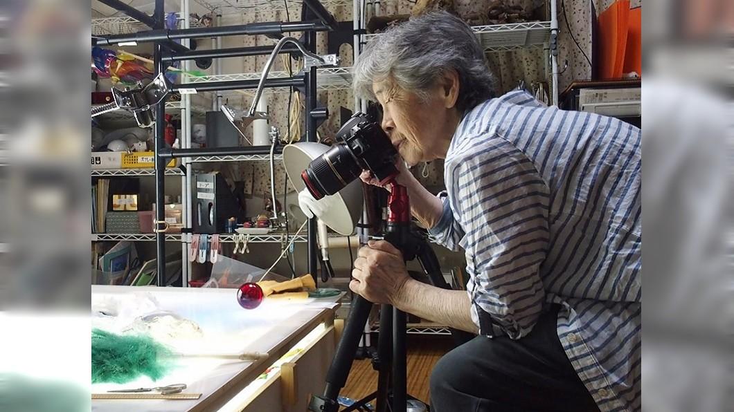 圖/翻攝自 kimiko_nishimoto IG 日本90歲婆婆當攝影師! 作品讓網友目瞪口呆