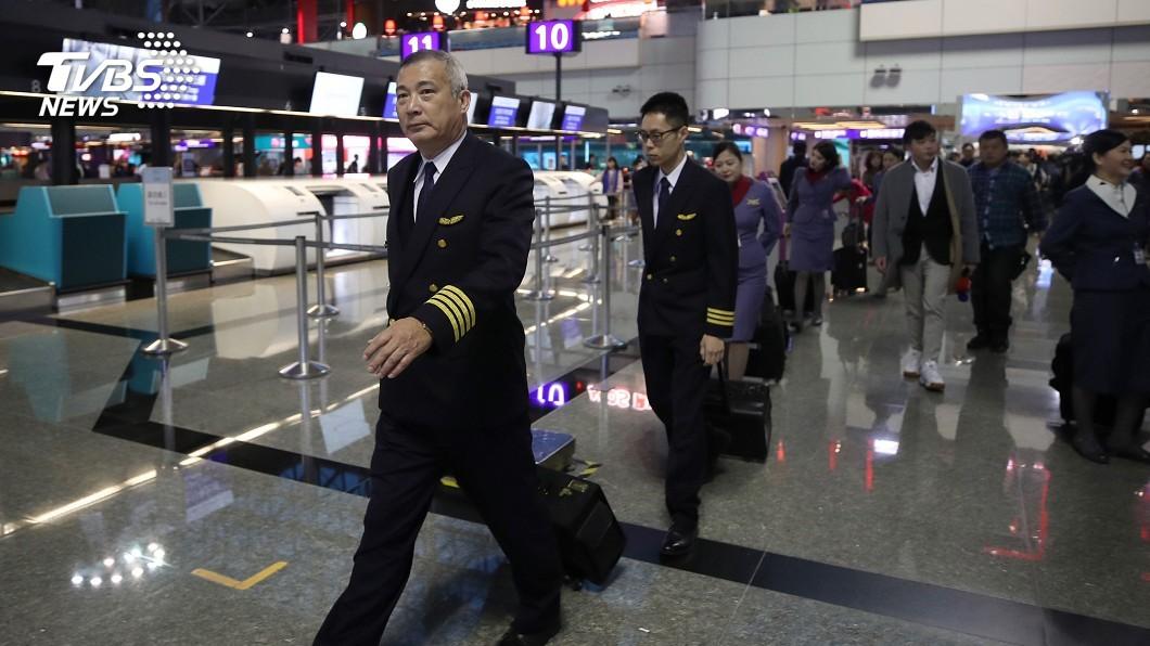 圖/中央社 罷工機師給旅客的公開信「我們不是貪婪的一群人」
