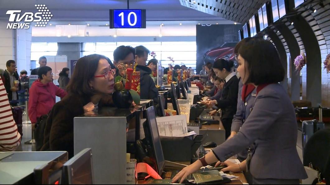 圖/TVBS 華航機師罷工…旅客受影響 「退費、求償」一次搞懂