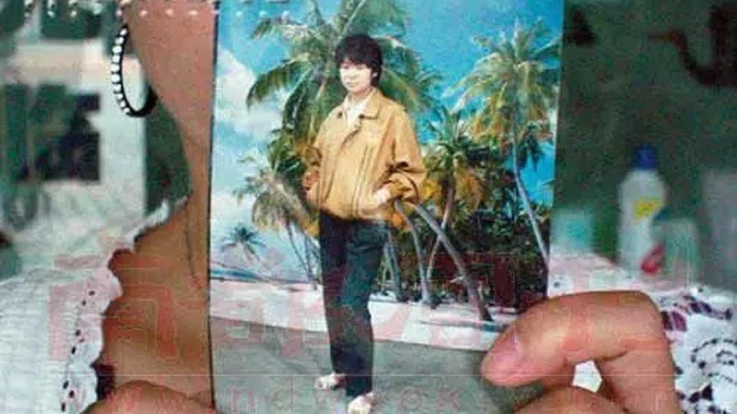 刁愛青生前照片。圖/翻攝自微博 23年血腥懸案! 女大生遭殺害「燙熟切成2千片」