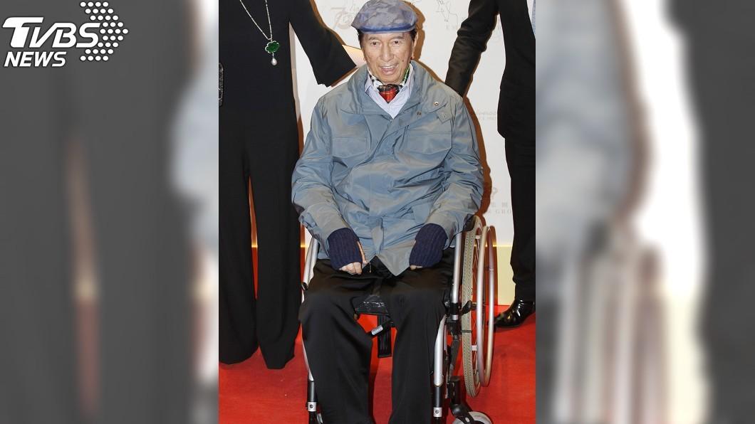 何鴻燊資料照。(圖/達志影像美聯社) 97歲賭王何鴻燊驚爆病危!傳器官衰竭住進加護病房