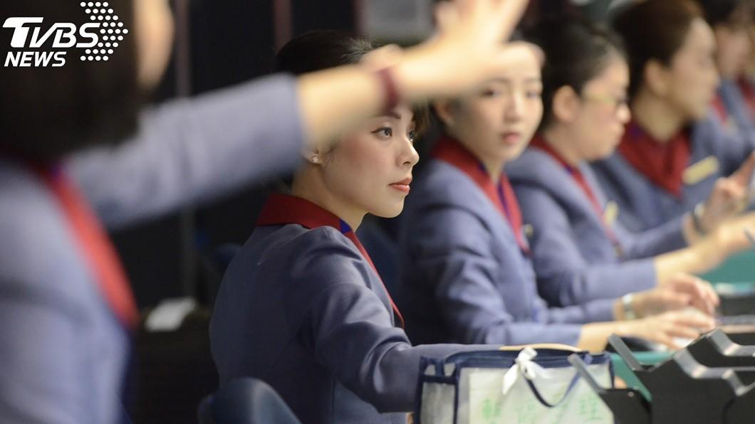 圖/中央社 華航罷工轉支持長榮?她提醒「這件事」歷歷在目