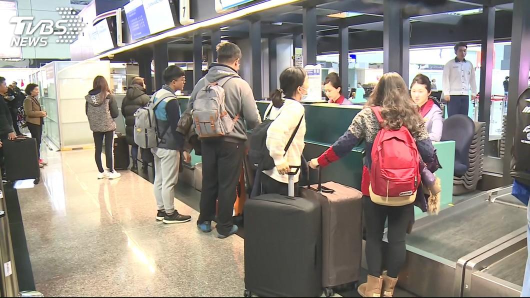 圖/TVBS 機師罷工衝擊旺季 旅遊業者嘆:這個年真難過