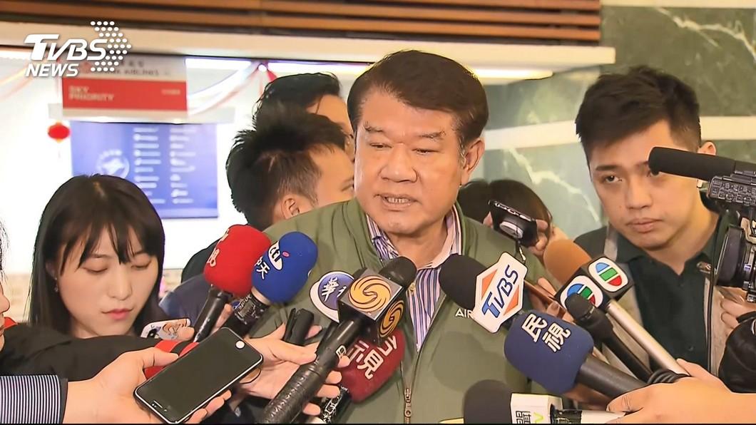 圖/TVBS 不怕罷工! 陳菊與綠營3天王都挺何煖軒