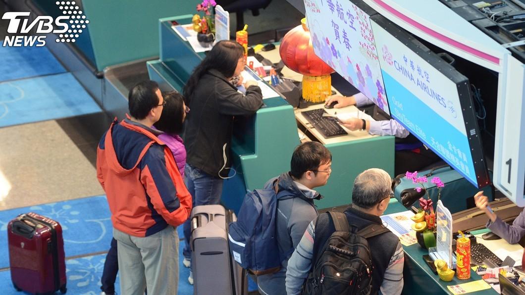 圖/中央社 華航機師選春節罷工擾民? 她聲援:不幹最大