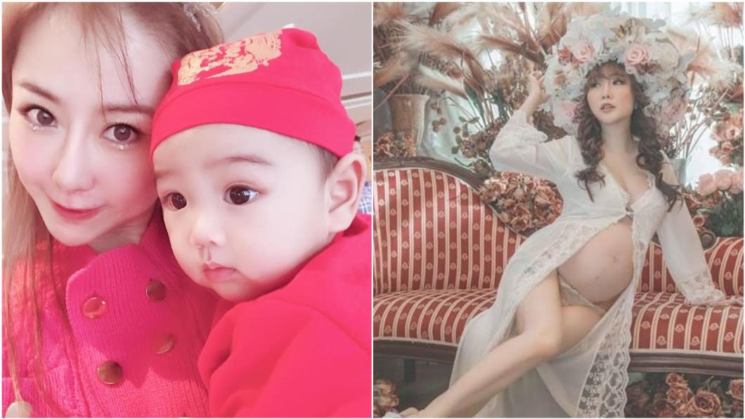 圖/翻攝自「Tiffany Chen T妹 粉絲團」臉書 公開帳號替兒收紅包 T妹遭批「斂財」爆氣反擊