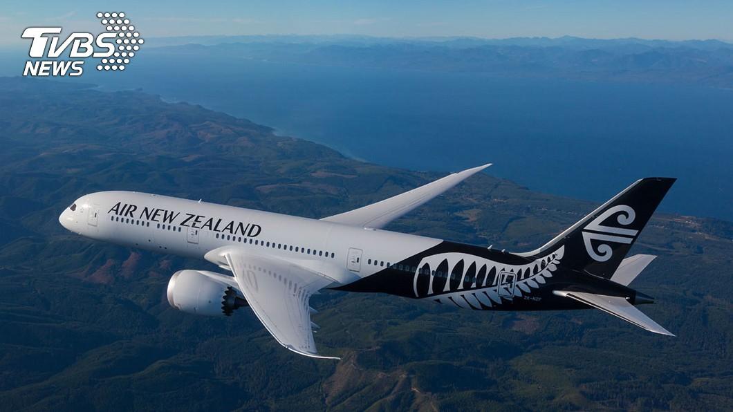 示意圖/中央社 紐航飛上海「載270人不能降落」 竟是「台灣」害的!