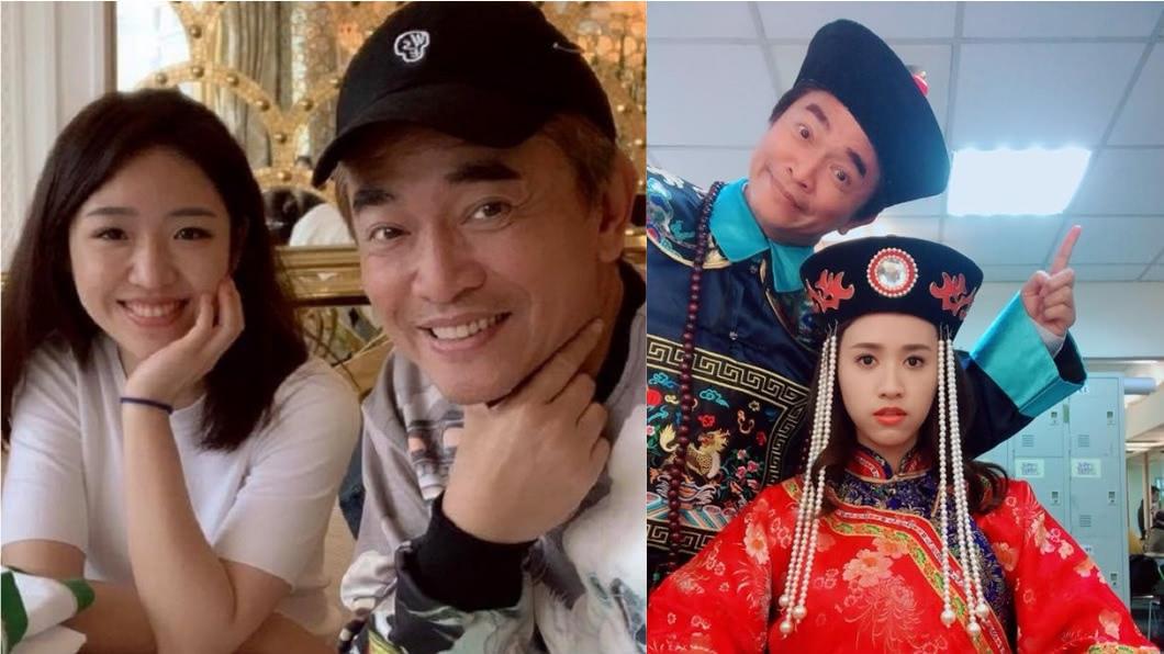吳宗憲和兒女感情深厚。圖/翻攝自吳宗憲 Jacky Wu臉書