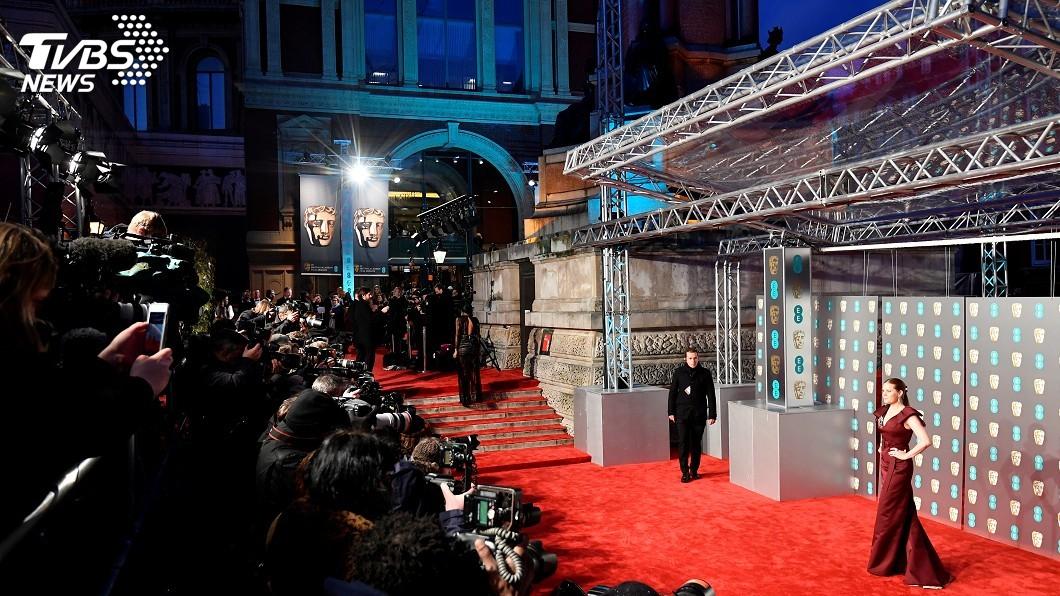 圖/達志影像路透社 英國奧斯卡 主要得獎名單一覽