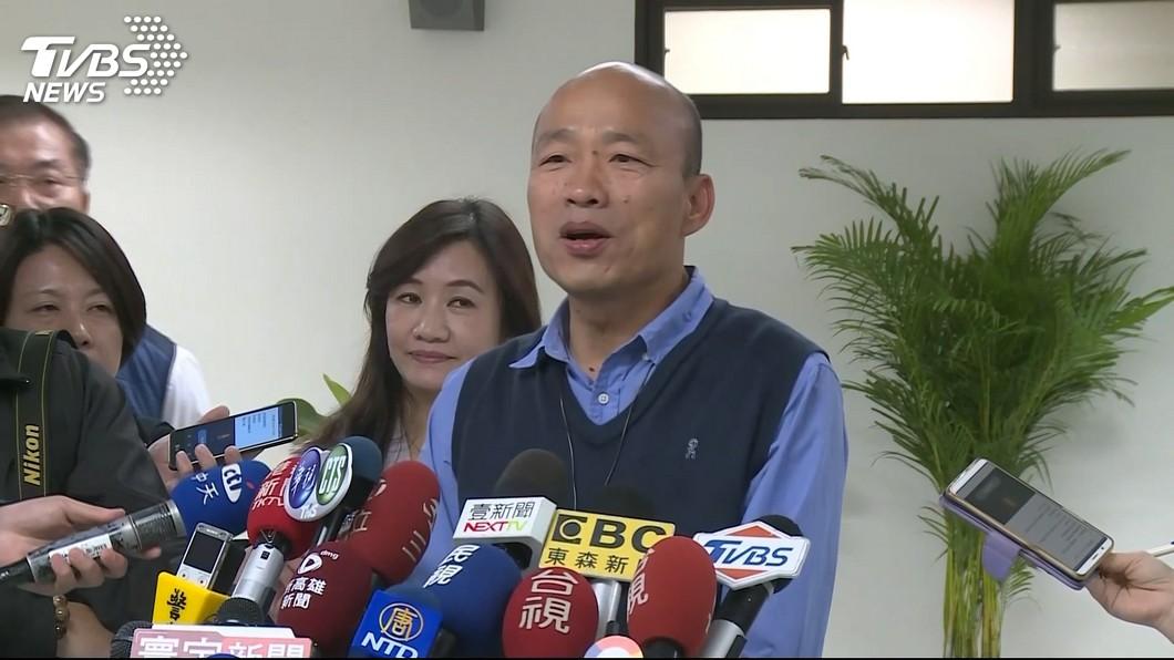 圖/TVBS 王金平:國民黨不可能只靠韓國瑜一個人