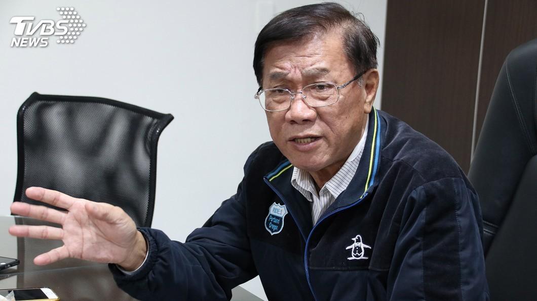 圖/中央社 藍營總統初選 林明溱:民調7成黨員投票3成也認同