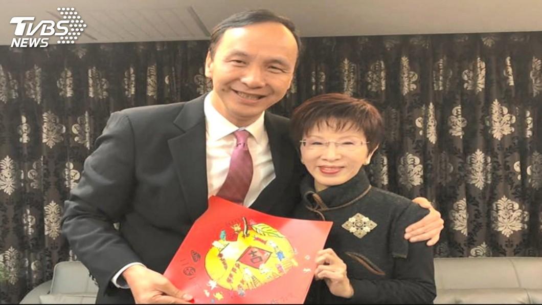 圖/TVBS 內鬥!王爆被桶刀 朱「當年只對柱姐抱歉」