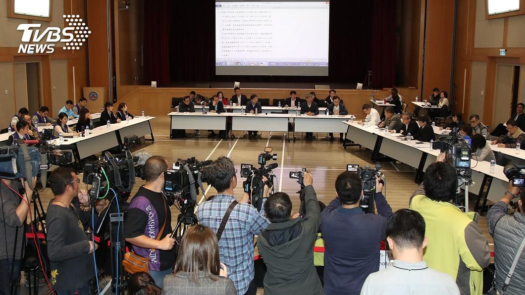 圖/中央社 華航機師罷工第7天 政院:協商往正面發展