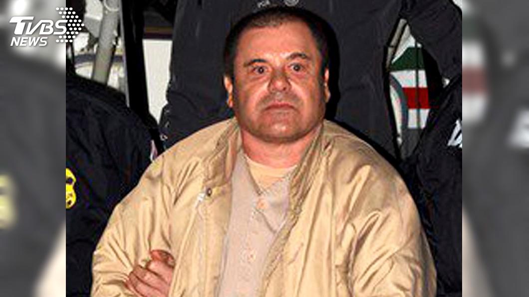 圖/達志影像路透社 全球最大毒梟古茲曼罪名成立 可能關到死
