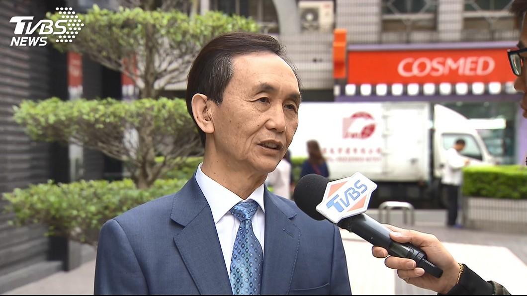 圖/TVBS資料畫面 台南民調不敢公布 吳子嘉:否則又要被開除黨籍