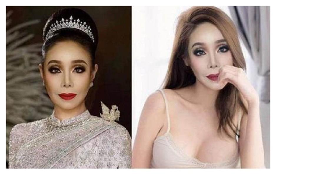 泰國富婆麗娜私生活備受爭議。圖/翻攝自《eva.vn》 1天28次!富婆徵婚 第14任老公曝光「有30公分」