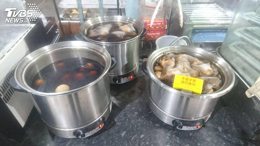 圖/TVBS 蛋價飆20年新高 部分超商限量、停售茶葉蛋