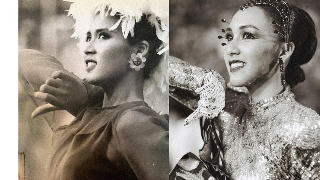 泰國一名網友分享一組正妹對照圖,照片中的主角是一對母女,左邊是母親年輕的時候,右邊是女兒。(圖/翻攝自臉書) 基因太強大!2正妹啦啦隊長是「母女」 甜美笑容神複製
