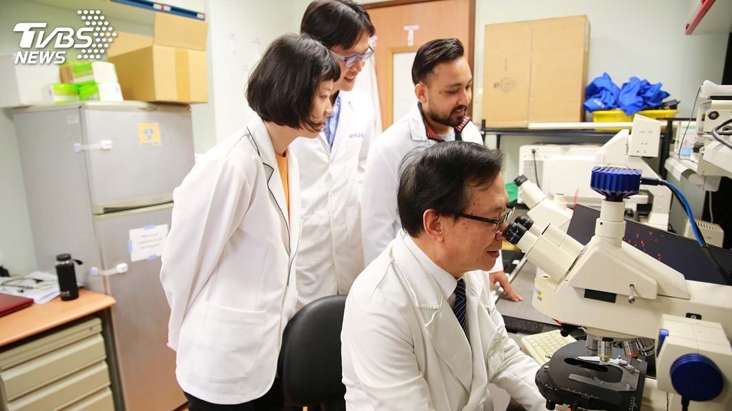 圖/中央社 助視網膜再生 花蓮慈濟醫院幹細胞技術新突破