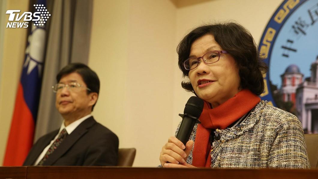 圖/中央社 監委批管中閔知法犯法 兼職未報備所得逾1800萬