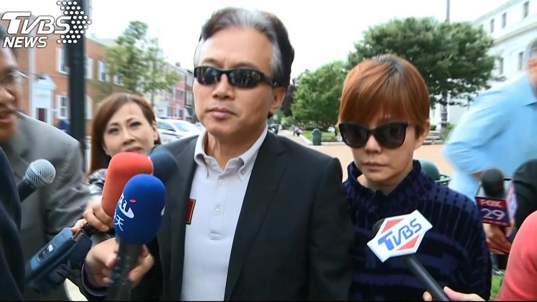 能仁家商向孫鵬狄鶯夫婦提出希望能到該校授課指導,獲得他們的同意。(圖/TVBS)