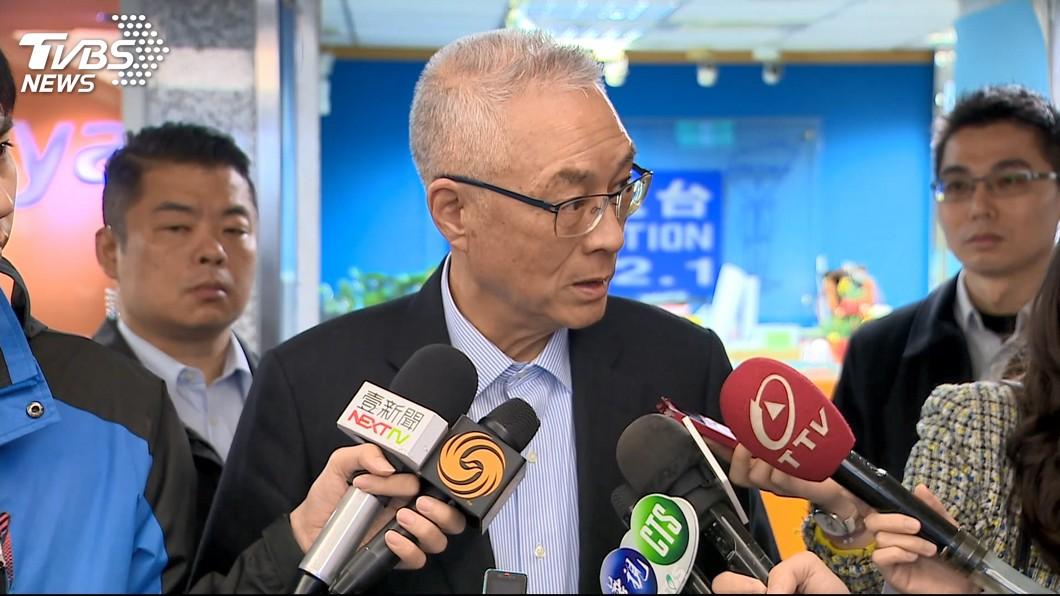 圖/TVBS 綠要延長赴陸管制期限 被指「針對馬吳」