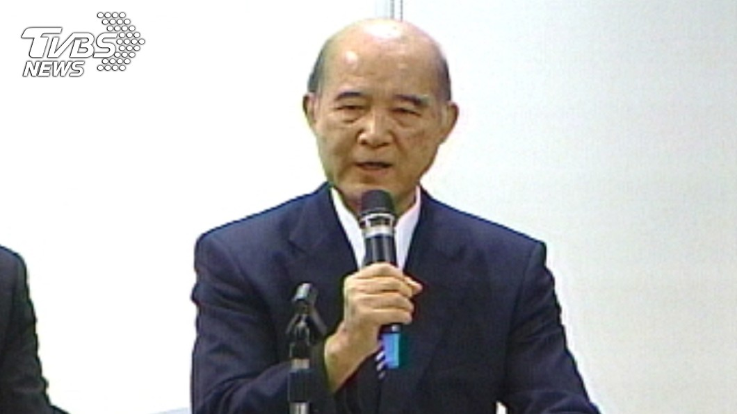 圖/TVBS資料畫面 年初要小英別連任!長老教會牧師高俊明辭世 享壽90歲