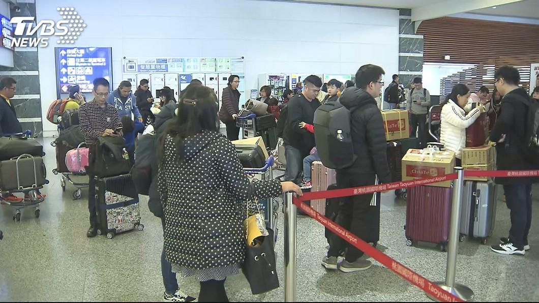 松山機場關閉了!無人機2度闖入 延誤8航班
