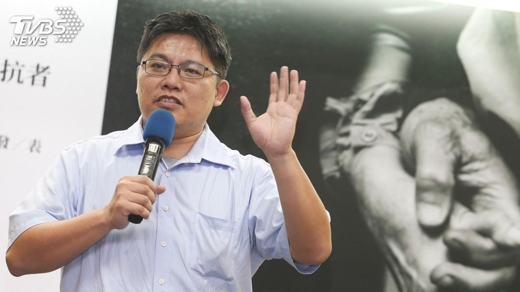 圖/中央社 2020總統選舉 邱顯智:不會支持柯文哲