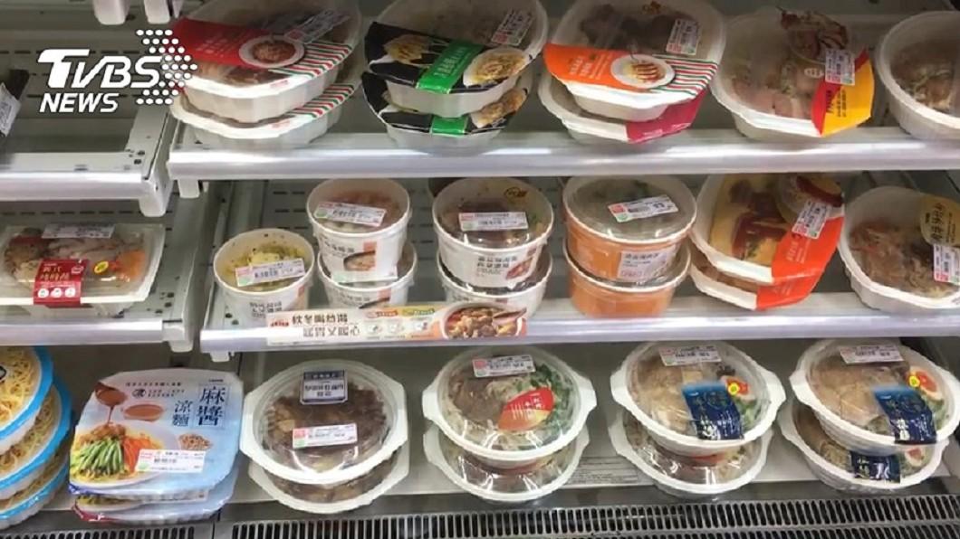 示意圖/TVBS 驚!「這7種」超加工食物 研究:吃多恐會短命