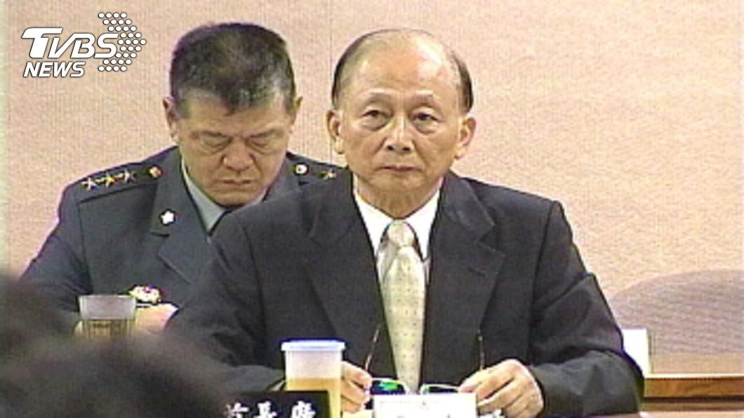 圖/TVBS資料畫面 江國慶冤死案 前國防部長陳肇敏等判賠5957萬定讞