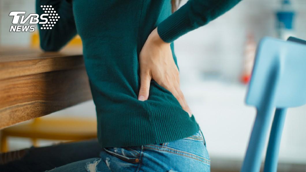 示意圖/TVBS 注意!這樣的腰痛 很可能是腎臟癌