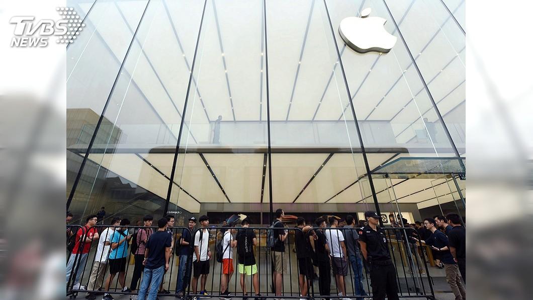 圖/達志影像路透社 iPhone新機受關注 傳雙向無線充電再升級