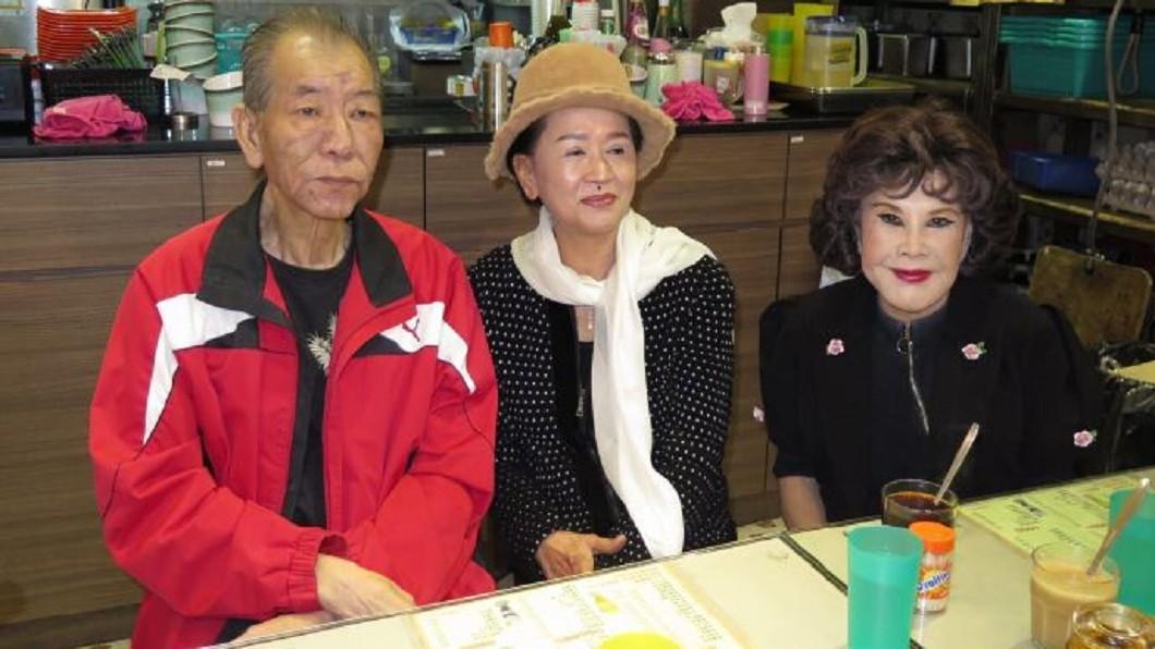李兆基傳出和交往30年的女友登記結婚,好友陳慎芝證實喜訊。圖/翻攝自 微博