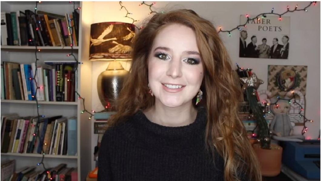 美國一名正妹YouTuber過去太會花錢,最後她下定決心挑戰「1年不購物」。(圖/翻攝自YouTube) 每月噴12萬…正妹下決心「1年不購物」 結局讓人驚呆