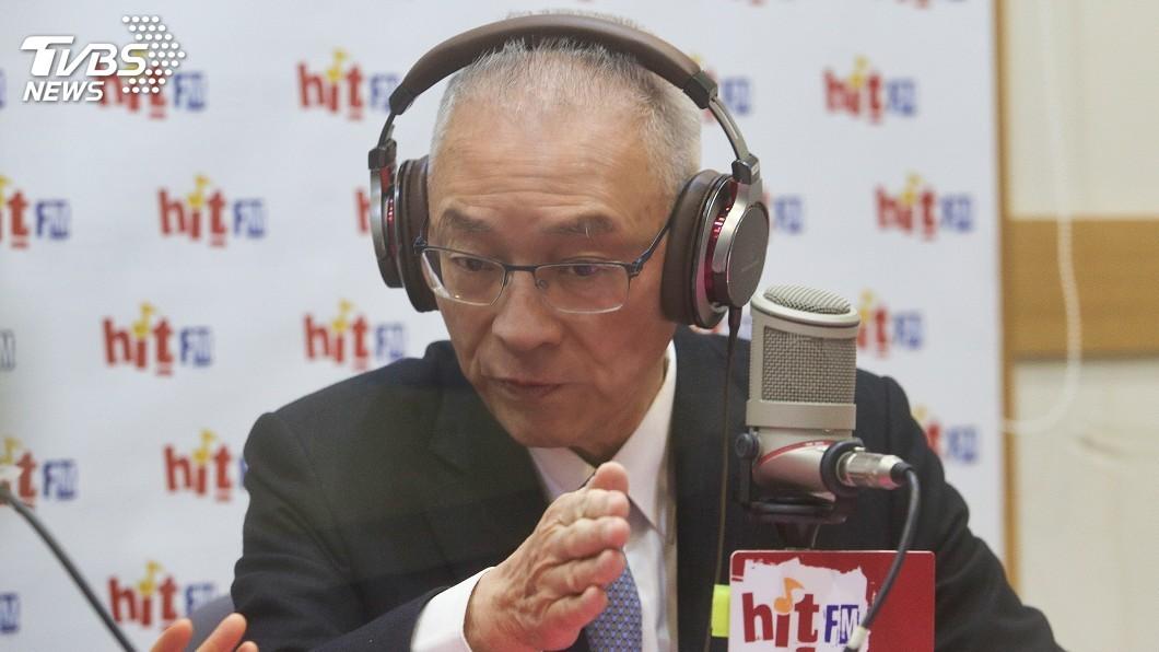 圖/中央社 吳敦義列總統人選提名「4條件」 不排除徵召
