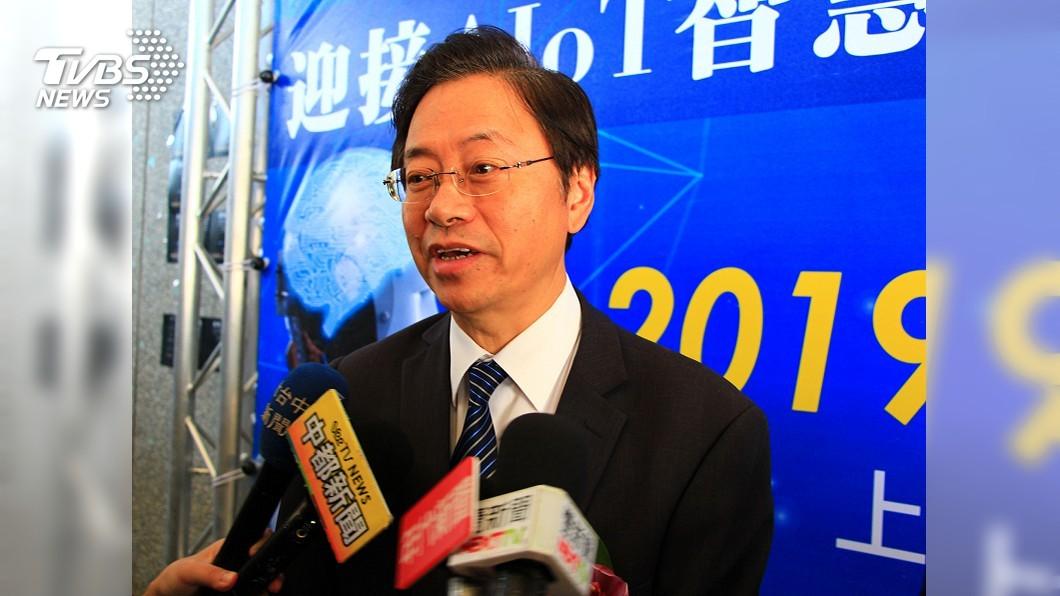 圖/TVBS 「擺脫藍綠惡鬥」 張善政宣布選總統