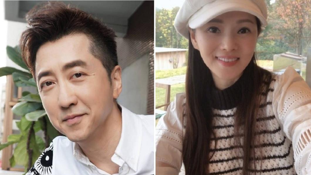 圖/翻攝自庾澄慶臉書、伊能靜微博 伊能靜被嫌是「小歌女」 驚爆與哈林離婚秘辛